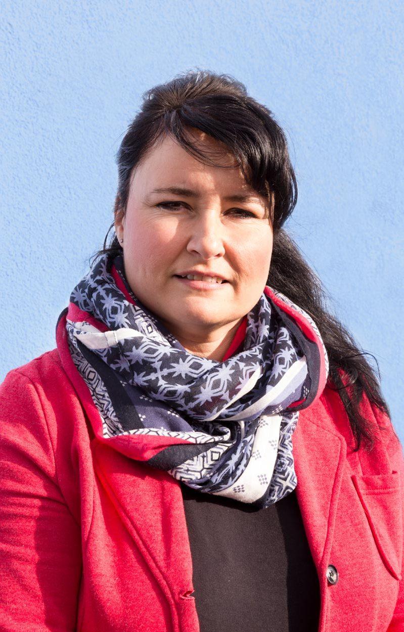Anita Krohm: Assistentin der Geschäftsleitung